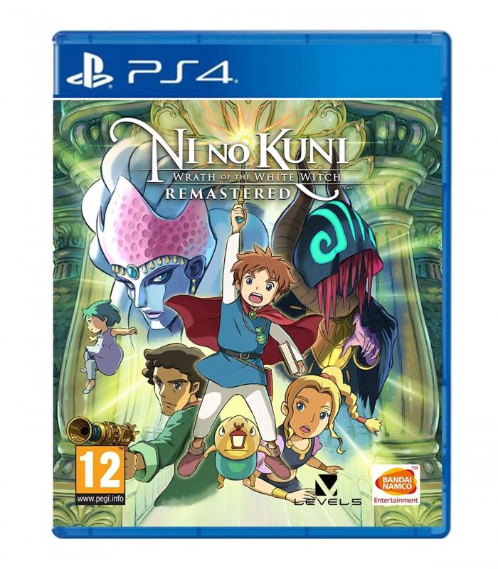 بازی Ni No Kuni: Wrath Of The White Witch: Remastered - پلی