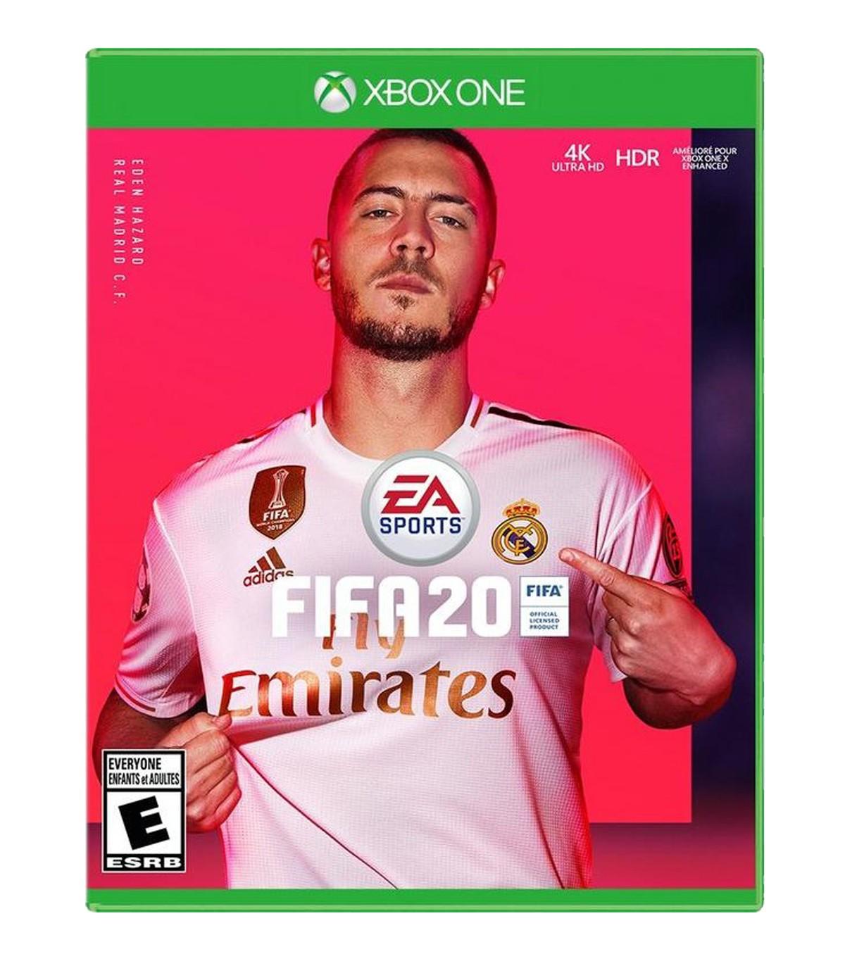 بازی FIFA 20 - ایکس باکس وان