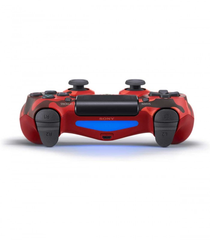 دسته DualShock 4 Wireless Controller Red Camo - پلی استیشن 4
