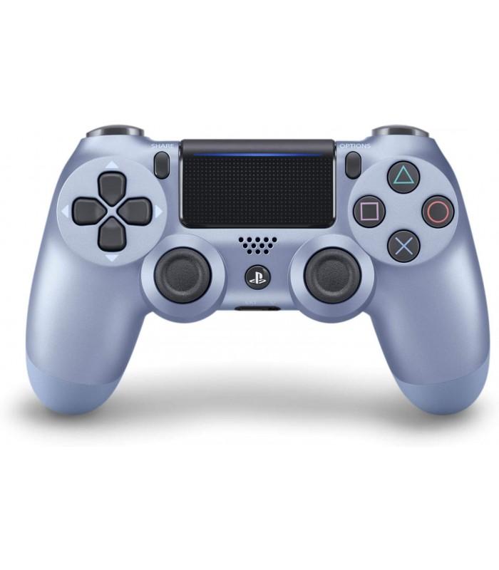 دسته DualShock 4 Wireless Controller for PlayStation 4 رنگ Titanium Blue - پلی استیشن 4