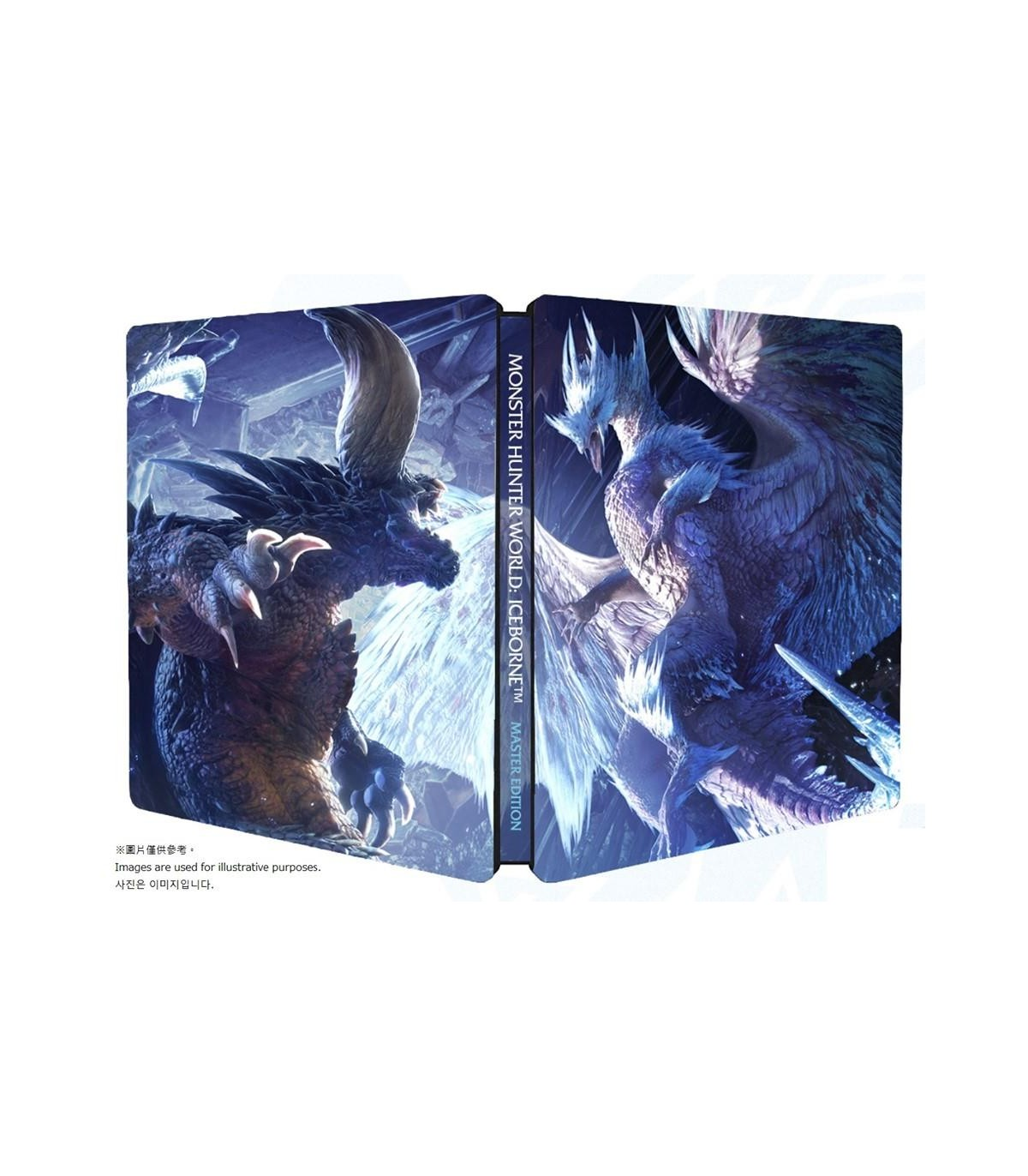 بازی Monster Hunter World: Iceborne - پلی استیشن 4