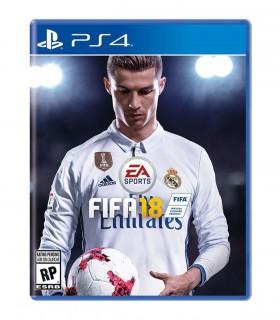 بازی فیفا FIFA 18 Standard Edition کارکرده - پلی استیشن 4