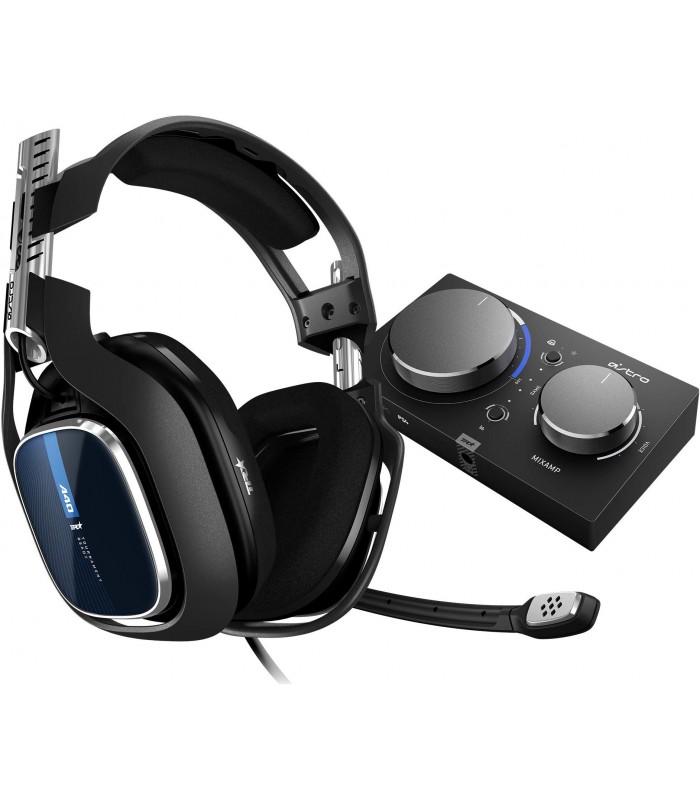 هدست بازی ASTRO Gaming A40 TR + آمپلی MixAmp Pro TR با صدای