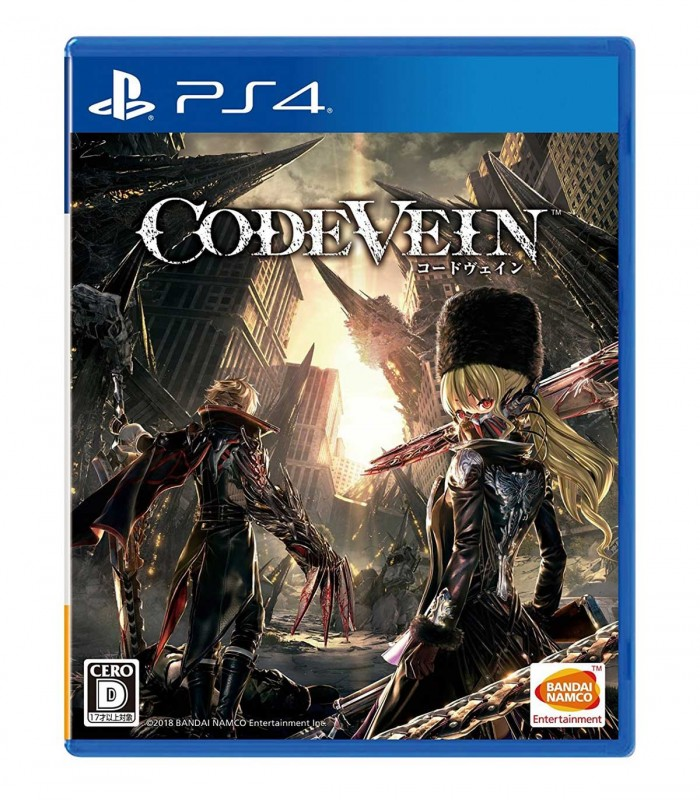 بازی Code Vein - پلی استیشن 4