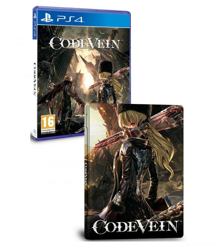 بازی Code Vein Day One Edition - پلی استیشن 4