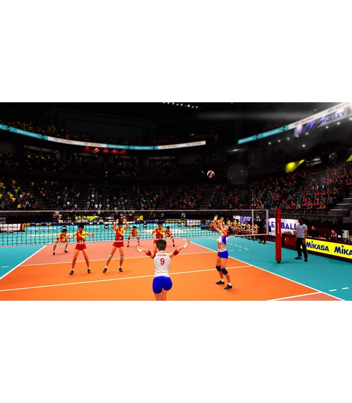 بازی Spike Volleyball - پلی استیشن 4