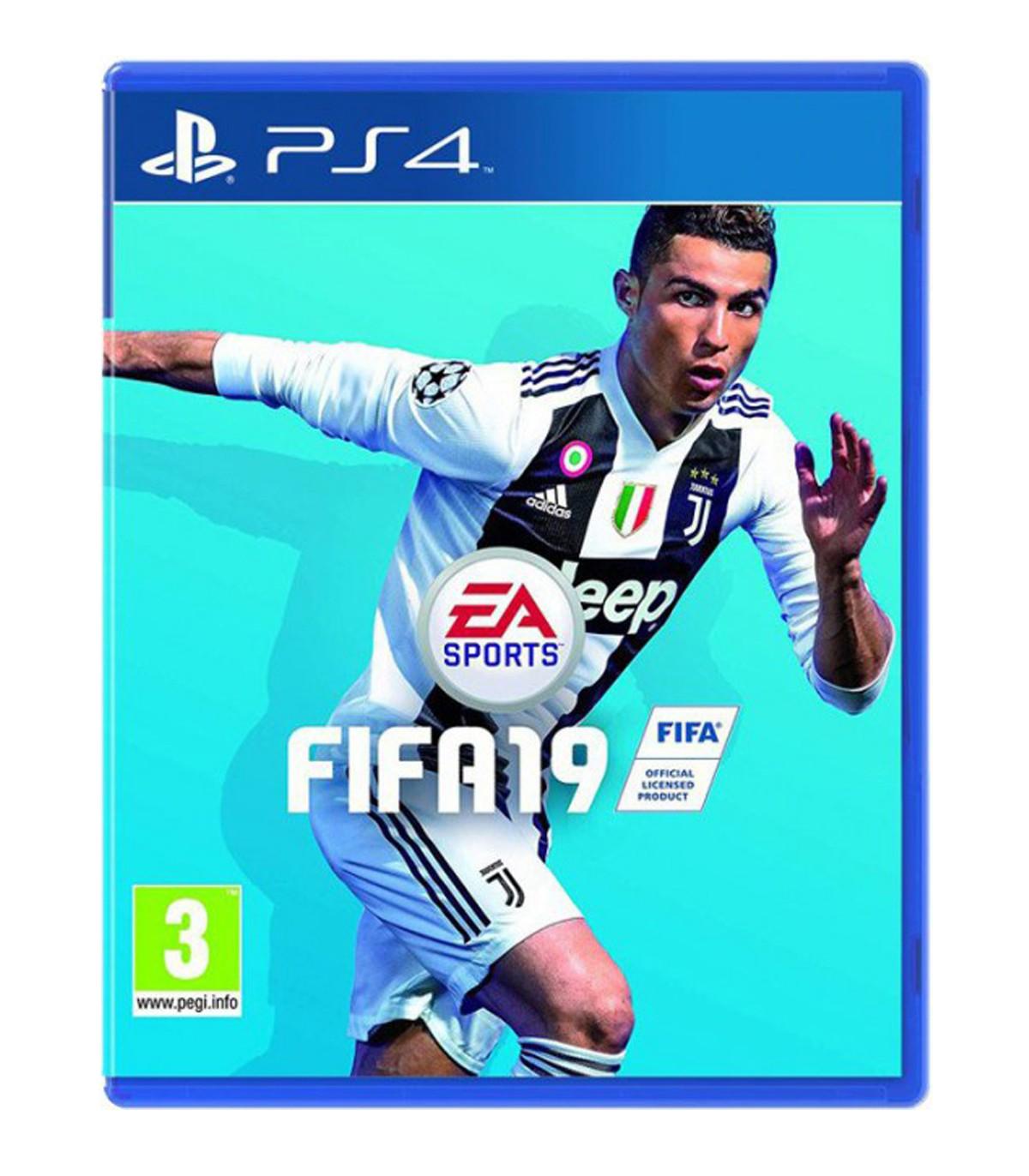 بازی فیفا FIFA 19 کارکرده - پلی استیشن 4