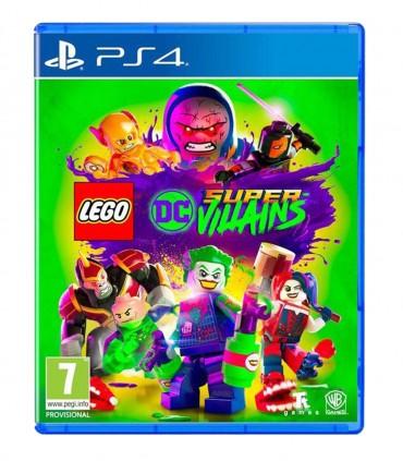بازی Lego DC Super-Villains کارکرده - پلی استیشن 4