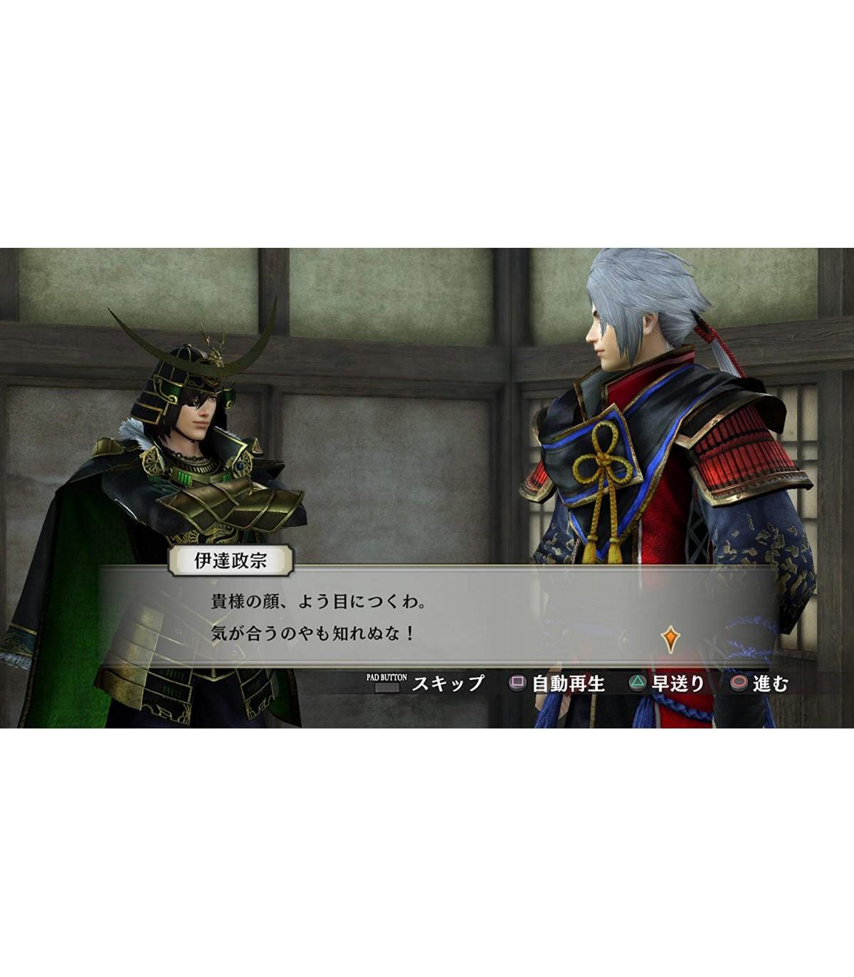 بازی Samurai Warriors 4 Empire کارکرده - پلی استیشن 4