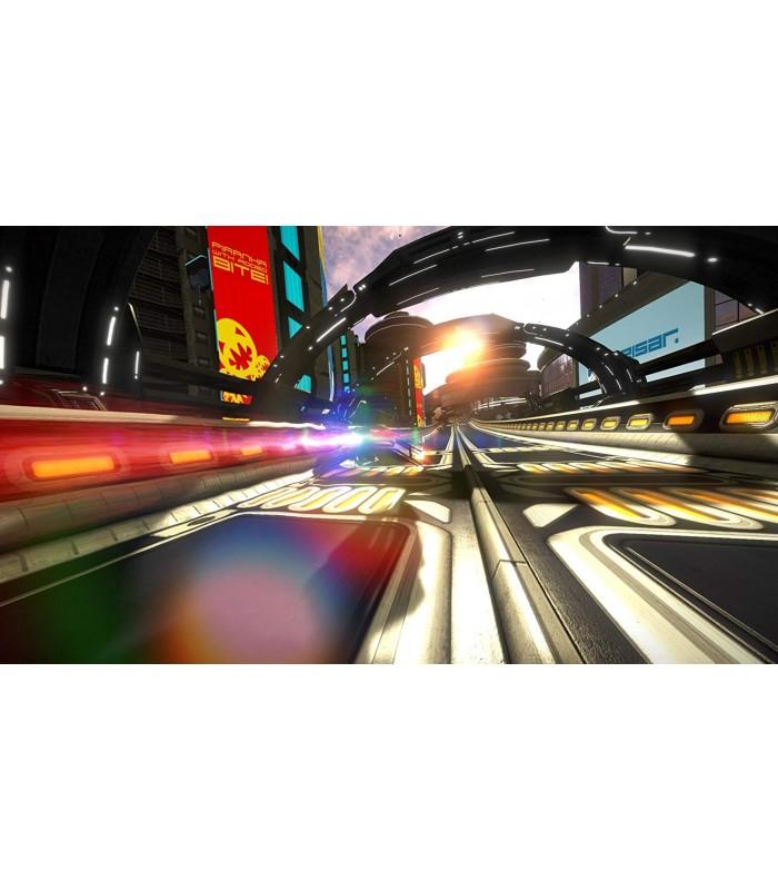 بازی WipEout: Omega Collection کارکرده - پلی استیشن 4