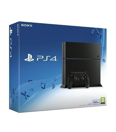 Playstation 4  CUH1216A- Region 2- 500 GB