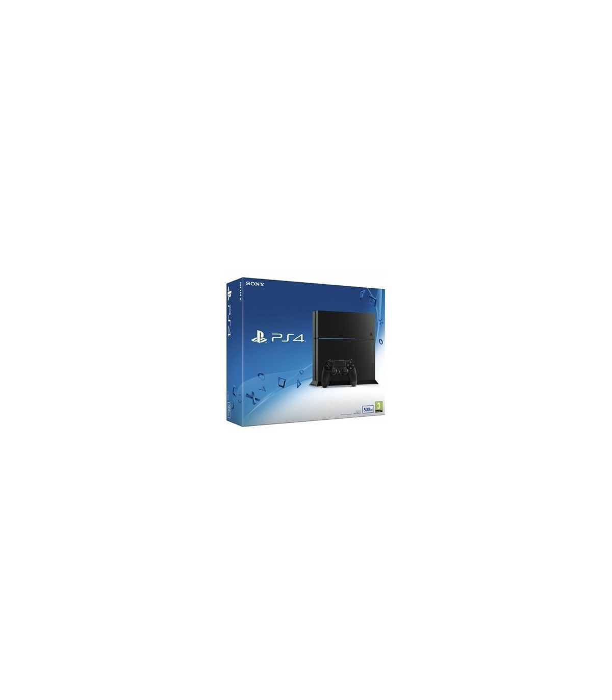 Sony Playstation 4 Region 2 CUH-1216B 1 TB Game Console