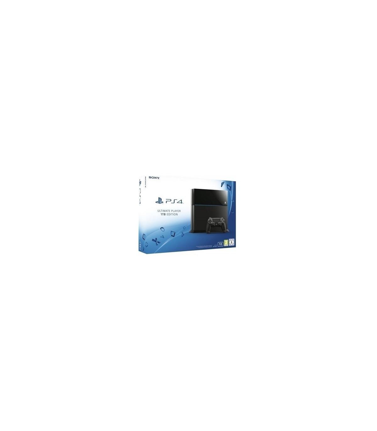 Sony Playstation 4 Region 2 CUH-1216B 1 TB Game Console