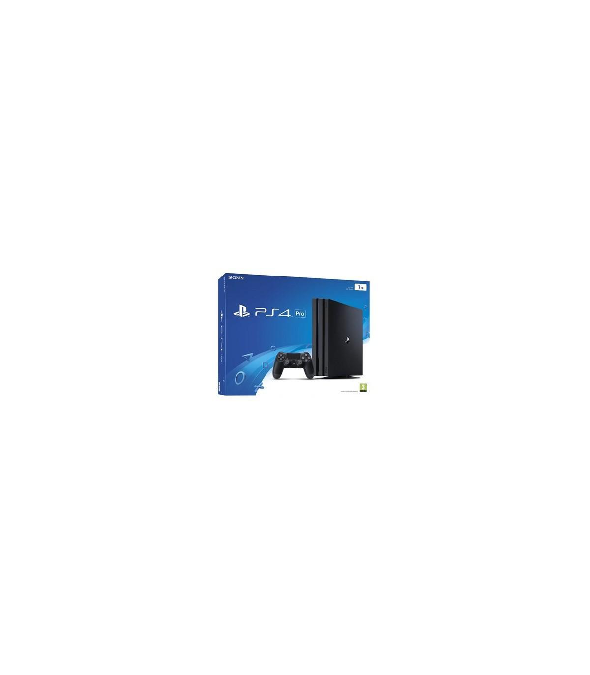 Playstation 4 Pro Region 1 - 1TB