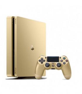 کنسول بازی ظرفیت Playstation 4 Slim Gold 1 TB