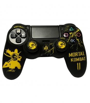 محافظ دسته دوال شاک 4 طرح Mortal Kombat 11
