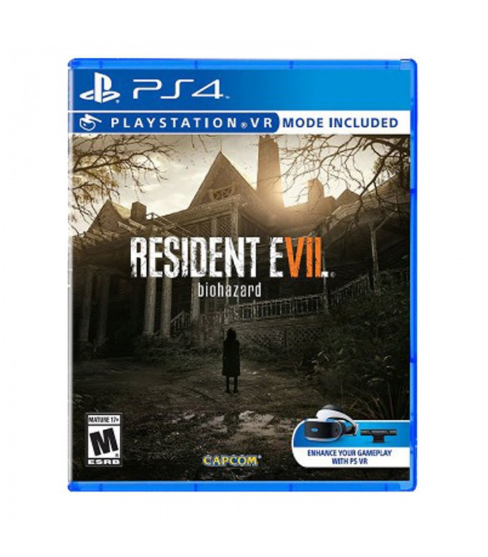 Resident Evil 7: Biohazard کارکرده - پلی استیشن ۴