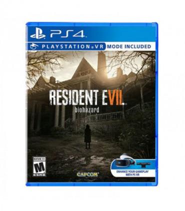 بازی Resident Evil 7: Biohazard کارکرده - پلی استیشن 4