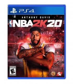 بازی NBA 2K20 کارکرده -  پلی استیشن 4