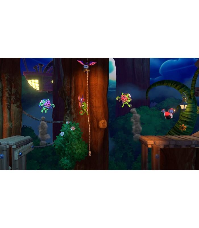 بازی Yooka-Laylee: The Impossible Lair - پلی استیشن 4