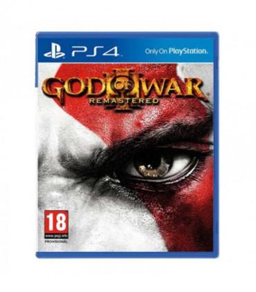 God of War III: Remastered کارکرده - پلی استیشن ۴