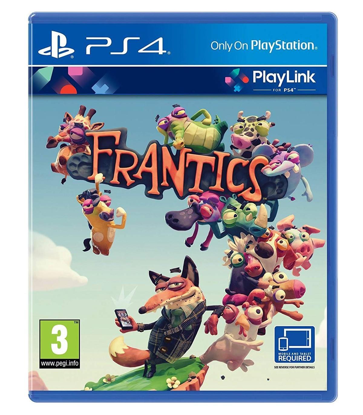 بازی Frantics - پلی استیشن 4