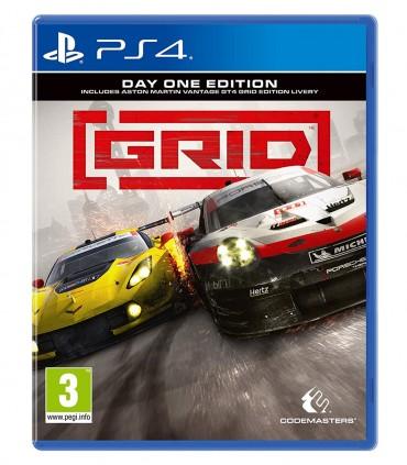 بازی GRID Day One Edition - پلی استیشن 4