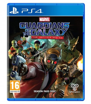 بازی Marvel's Guardians of the Galaxy: The Telltale Series