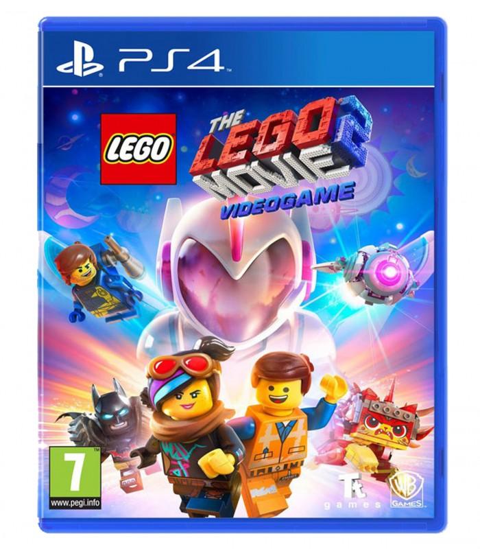 بازی LEGO Movie 2 The Video Game کارکرده - پلی استیشن 4
