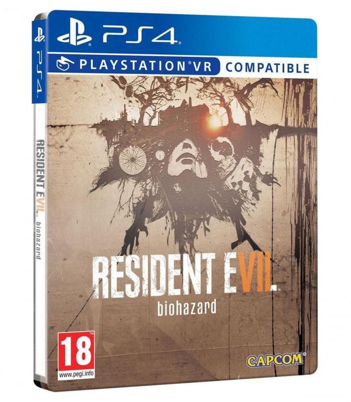 بازی Resident Evil 7 Biohazard SteelBook Edition کارکرده - پلی استیشن 4