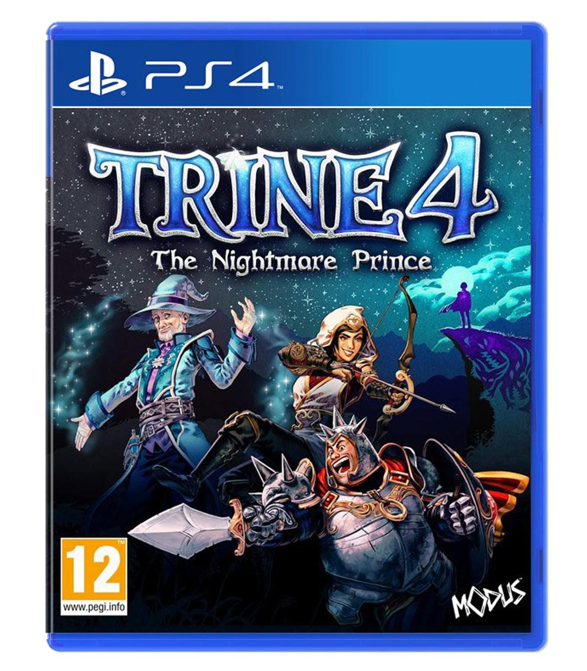 بازی Trine 4: The Nightmare Prince - پلی استیشن 4