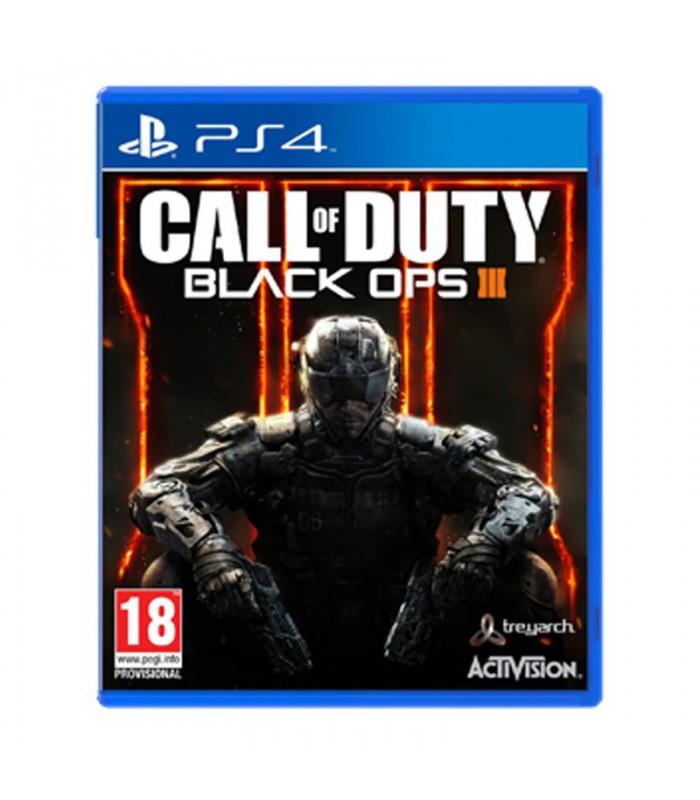 Call Of Duty Black Ops 3 کارکرده - پلی استیشن ۴