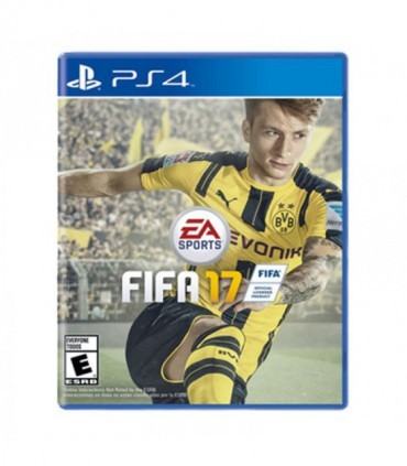 بازی FIFA 17 کارکرده - پلی استیشن 4
