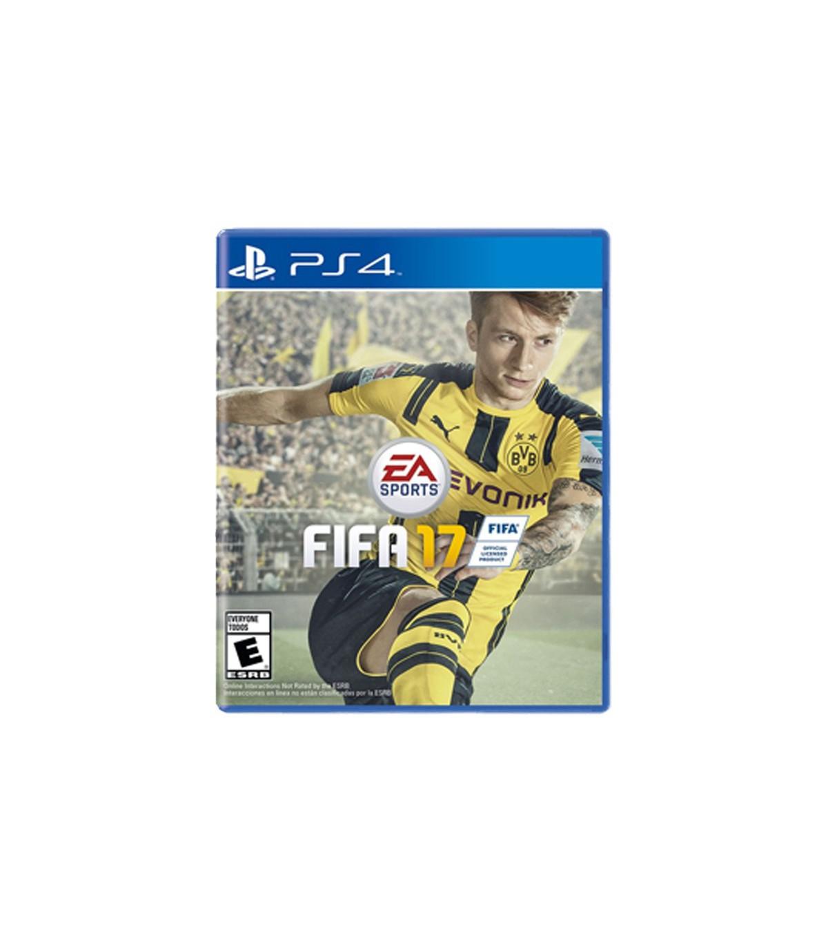 Fifa 17 کارکرده - پلی استیشن ۴