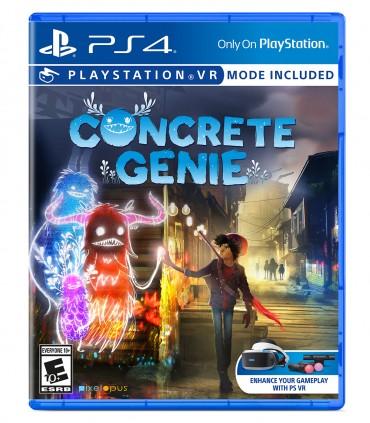 بازی Concrete Genie - پلی استیشن 4
