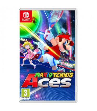 بازی Mario Tennis Aces کارکرده - نینتندو سوئیچ