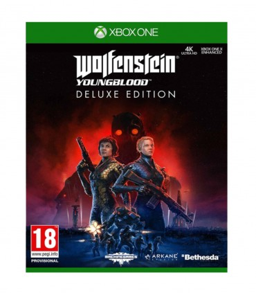 بازی Wolfenstein: Youngblood Deluxe Edition - ایکس باکس وان