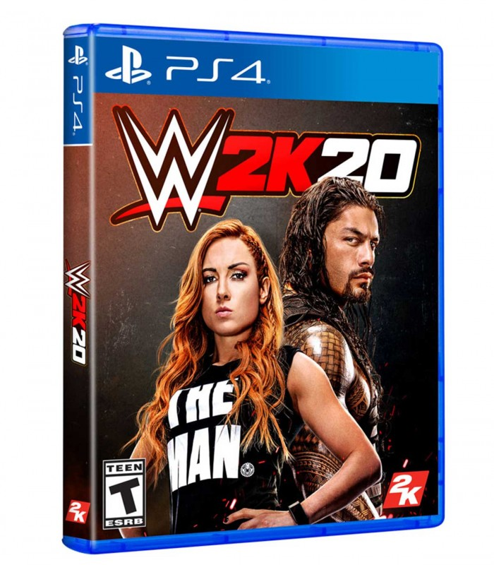 بازی WWE 2K20 - پلی استیشن 4