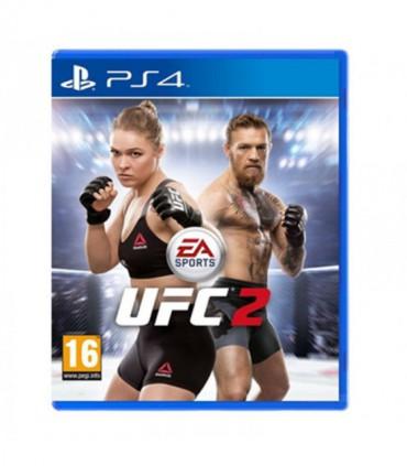 بازی EA Sports UFC 2 کارکرده - پلی استیشن 4