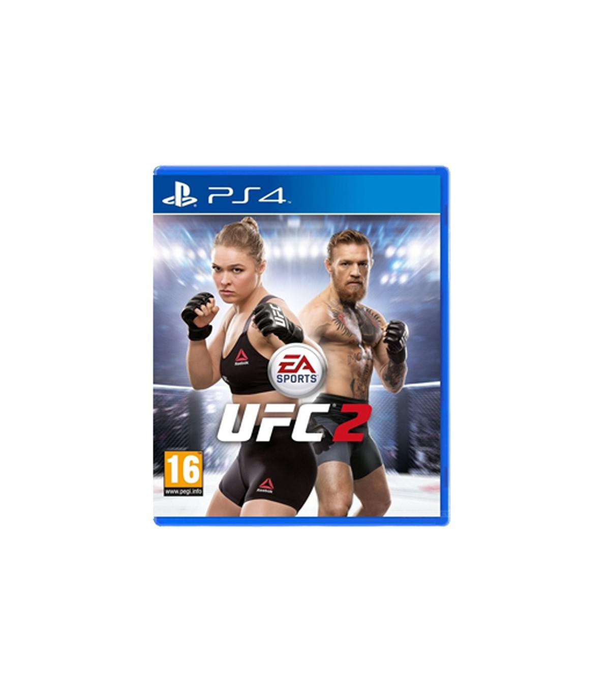 EA Sports UFC 2 کارکرده - پلی استیشن 4