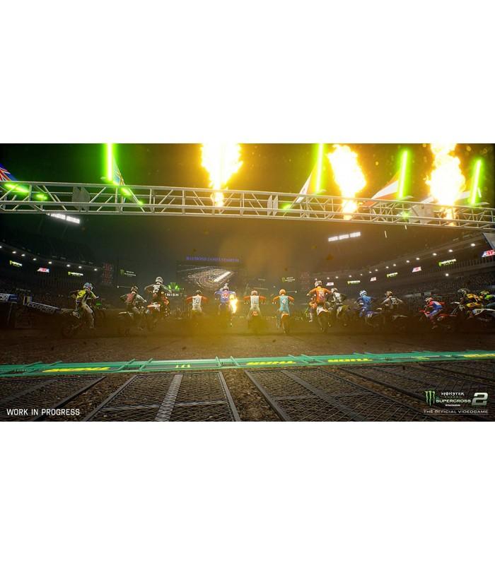 بازی Monster Energy Supercross 2 - پلی استیشن 4