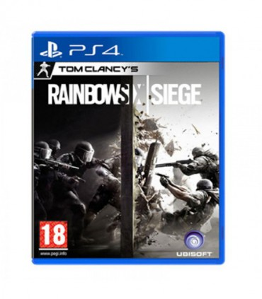 بازی Tom Clancy's Rainbow Six Siege کارکرده- پلی استیشن 4