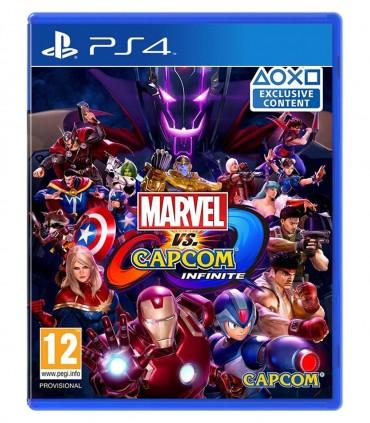 بازی Marvel Vs Capcom Infinite - پلی استیشن 4
