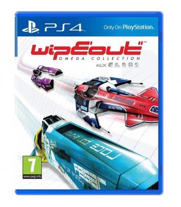 بازی WipEout: Omega Collection- پلی استیشن 4
