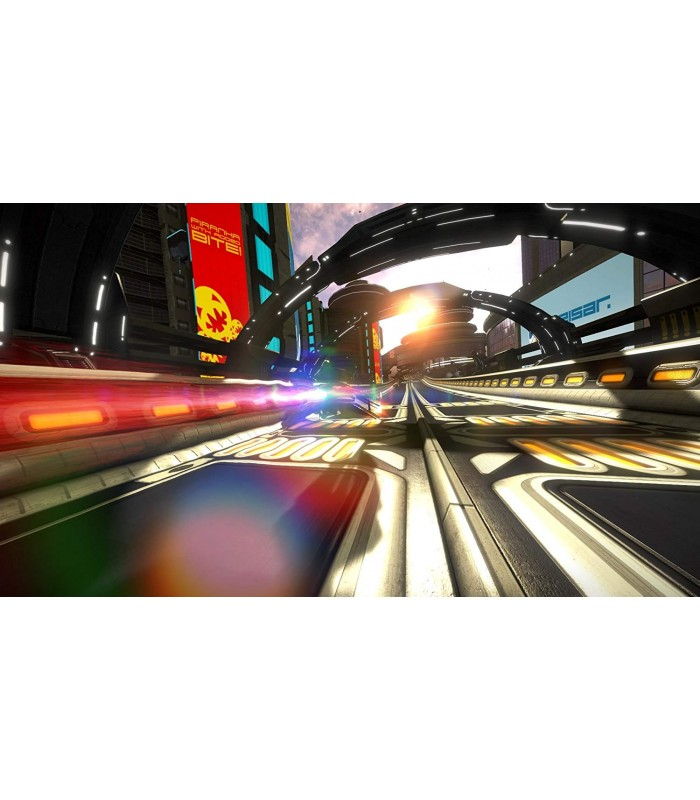بازی WipEout: Omega Collection  - پلی استیشن 4