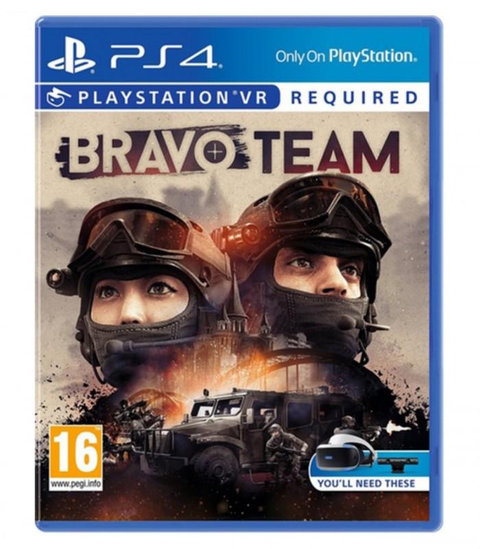 بازی Bravo Team - پلی استیشن وی آر