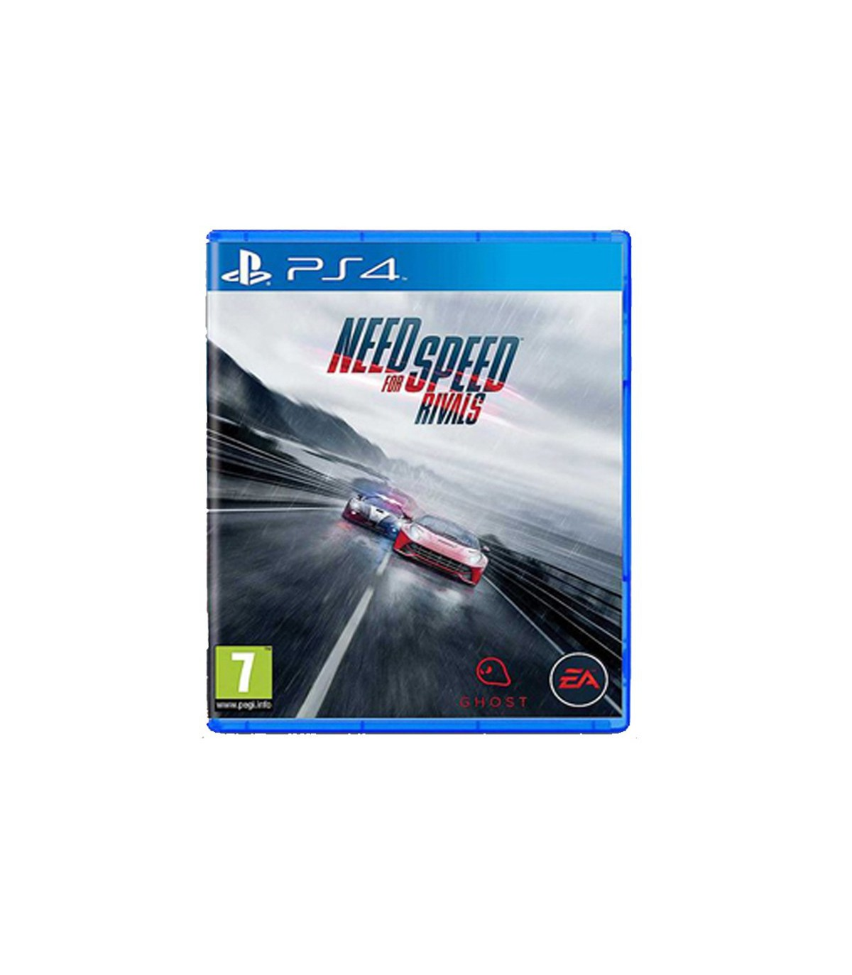 Need For Speed Rivals کارکرده - پلی استیشن ۴