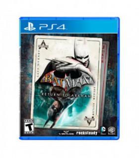 بازی Batman: Return to Arkham کارکرده- پلی استیشن 4