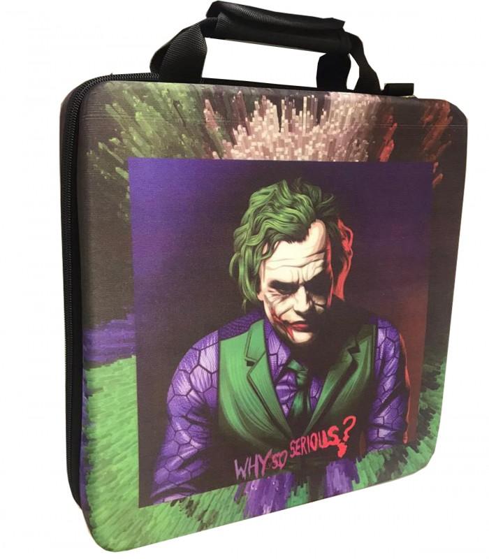 کیف حمل ضد ضربه برای پلی استیشن ۴ طرح Joker