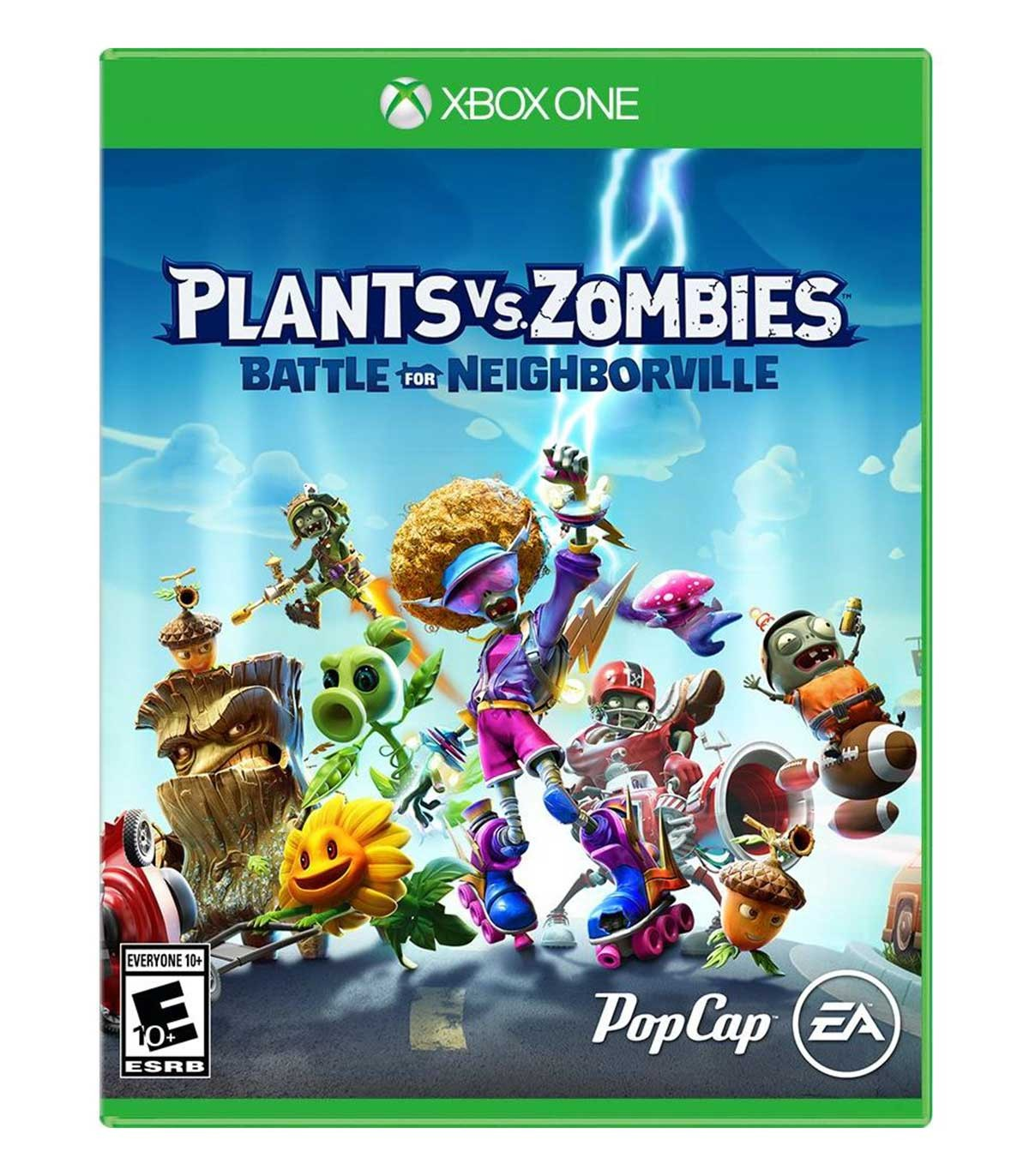 بازی Plants vs. Zombies: Battle for Neighborville - ایکس باکس